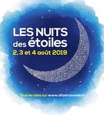 NDE 2019 - La nuit des étoiles au parc du cosmos.