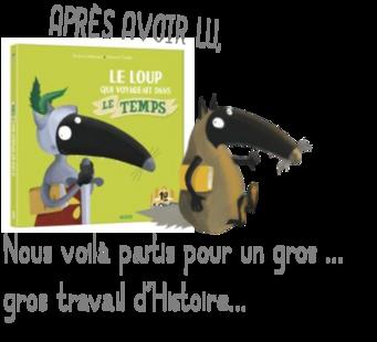 Histoire de France avec Loup