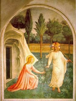 Noli me tangere, Fra Angelico