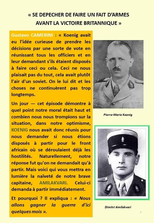 80e Anniversaire de la Campagne d'Erythrée (férier-mars 1941) Une introduction
