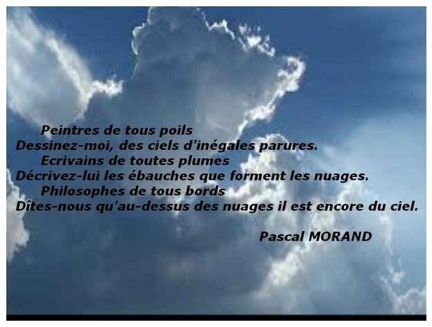 Auteur : Pascal MORAND.