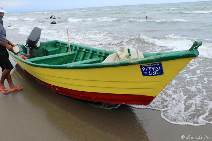Mer Caspienne