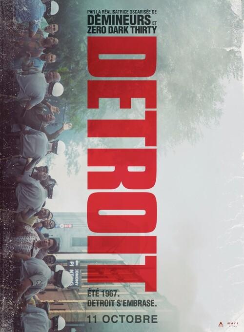 DETROIT : LE 50ème anniversaire du début des émeutes.