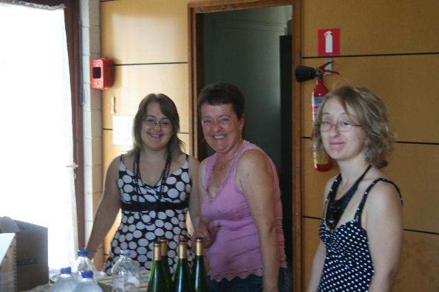 ma soeur, ma mère et moi