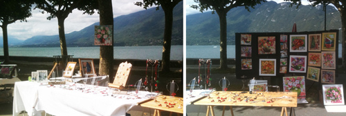 Lac en fête - Aix les Bains - juillet 2012