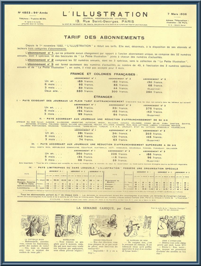 4853 - 7 Mars 1936