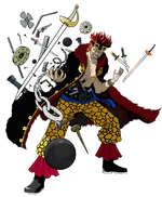 L'organisation des pirates