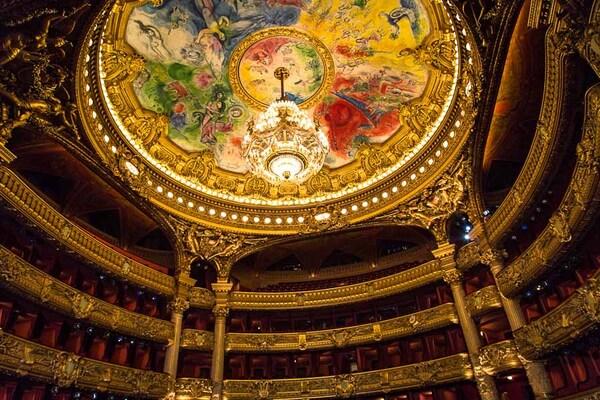 Une journée à L'Opéra Garnier avec Radio Classique
