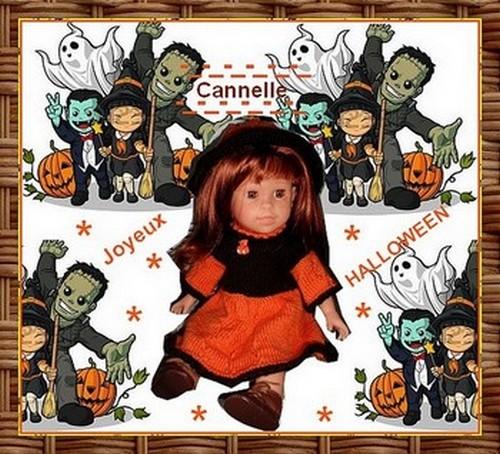 Avec Cannelle !