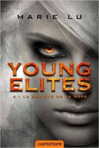 La Confrérie de la Rose: Young Elites T2 arrive le 20 avril, voici la couverture