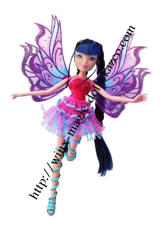 poupée Musa Mythix
