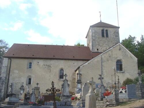 L'Eglise de Bellenod sur Seine...