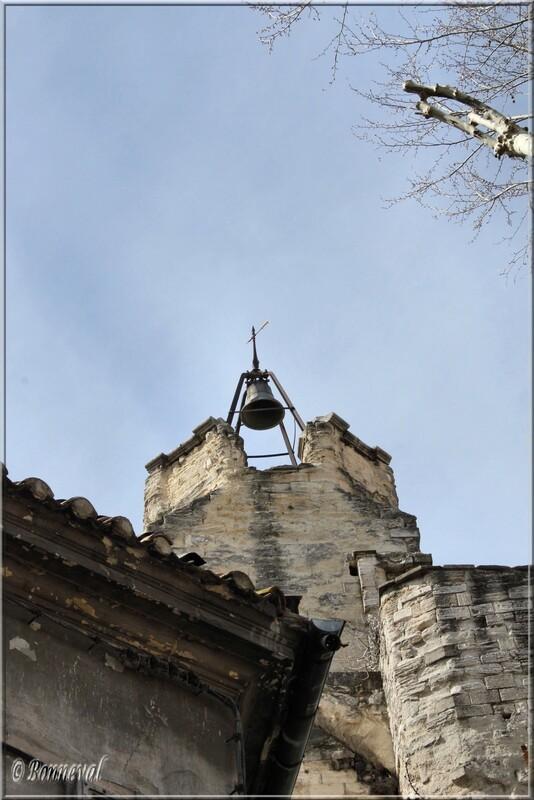 Campanile Couvent des Cordeliers Avignon Vaucluse