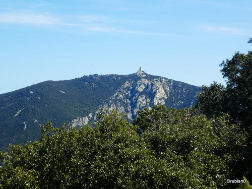 La tour de Massane