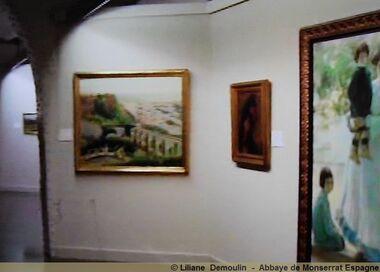 ESPAGNE ABBAYE DE MONSERRAT