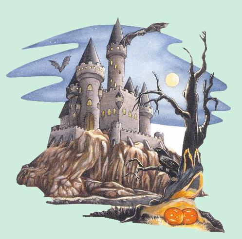 Tubes Halloween Maisons La Boite A Images De Kiri
