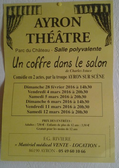 Ayron Théâtre