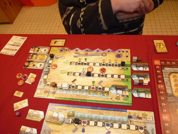 Russian Railroads (Laurent)