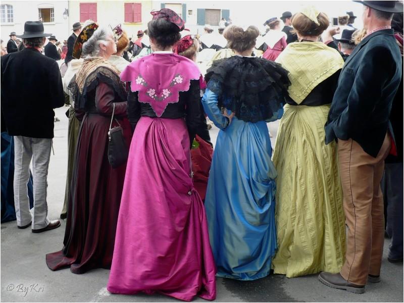 Les Arlésiennes...