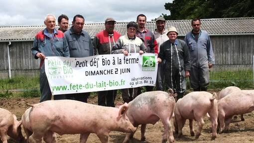 Pays de Quimperlé. Scaër : petit-déjeuner bio à la ferme de Trévalot, dimanche 2 juin (OF.fr-30/05/19-14h54)
