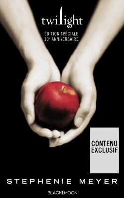 Couverture de Twilight, édition spéciale 10e anniversaire (avec contenu exclusif)