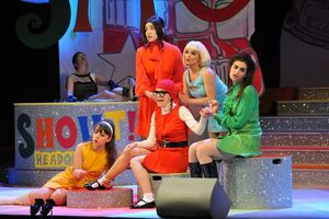 dance ballet shout the mod the musical