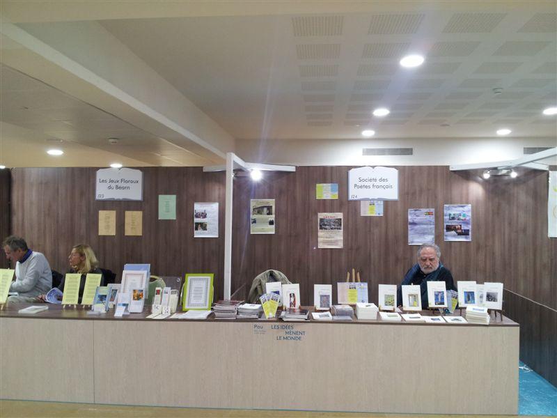 Salon du Livre PAU 2016