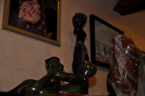 un autre regard sur la sculpture