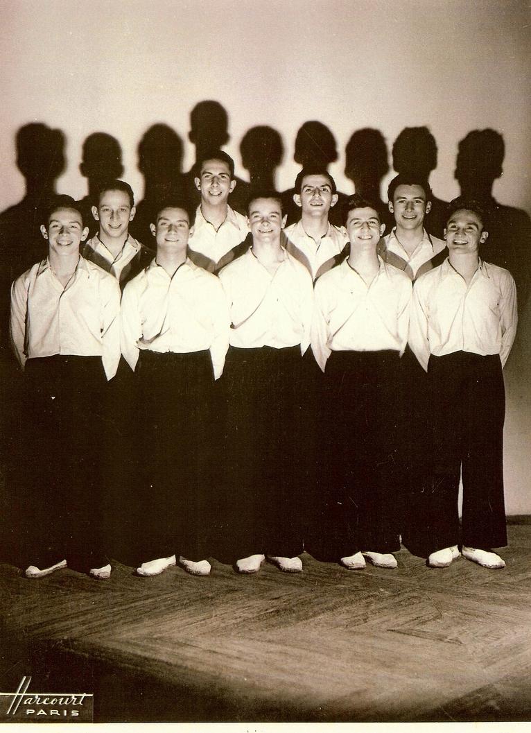 Février 1946... Un code d'honneur des Compagnons est adopté !