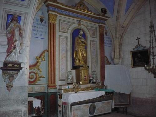 L'église de Pontcirq