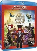 [Blu-ray 3D] Alice de l'autre côté du miroir