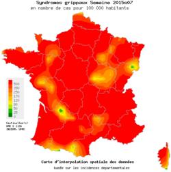 """Grippe : déclenchement du plan Orsan, """"l'Orsec des hôpitaux"""""""
