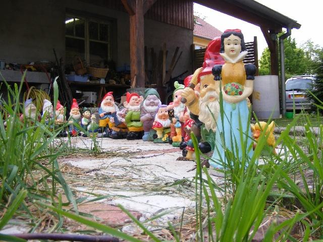 Nains de jardin page 4 blog de raph - Collectionneur nain de jardin ...