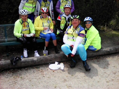 Participation CCR rando 3 vallées Anneyron