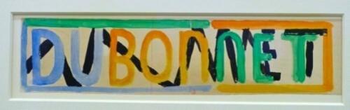 Robert Delaunay publicité Dubonnet 2