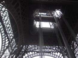 Paris : Jour 1 (première partie)