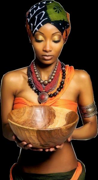Tubes femmes création africaine 9