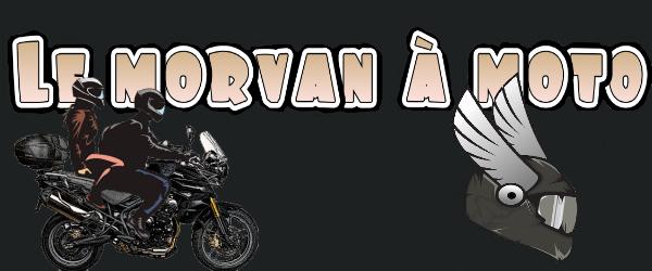 Balade moto dans le Morvan