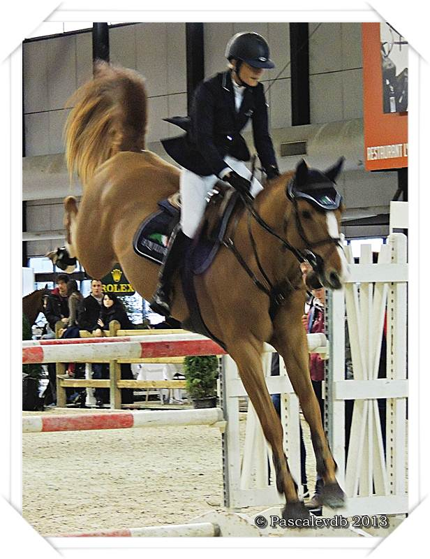 Jumping international de Bordeaux - 3/5