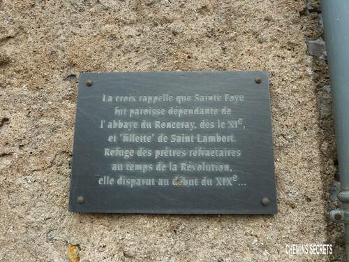 Sainte-Foy-en-Mauges....