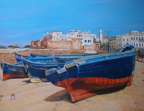 """Maroc """"Essouira"""""""