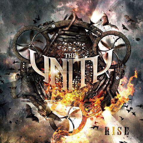 THE UNITY - Les détails du nouvel album Rise