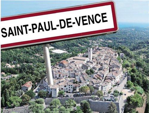 Visite de saint paul de vence road trippers for Saint paul piscine