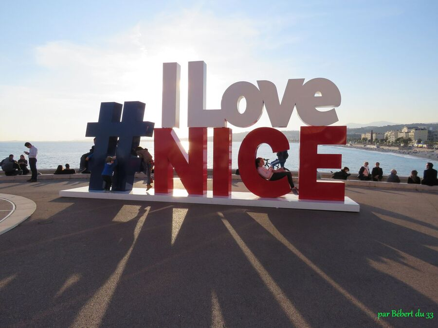 Nice en Alpes Maritime (06) -2