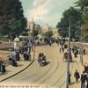 brest vers la rue de paris carte entre 1900 et 1914