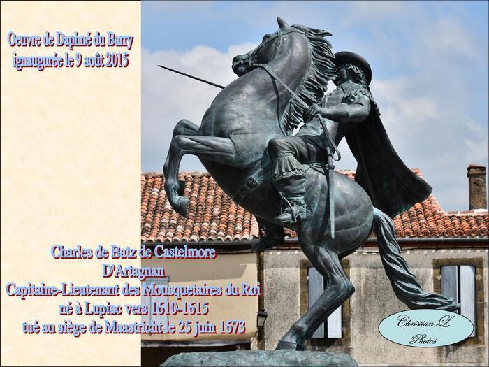 D'Artagnan (I)...