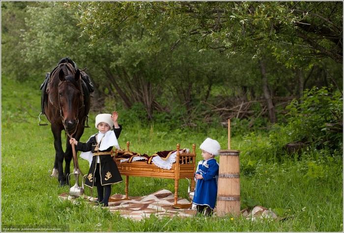 République Karachay – Cherkess: territoire de chevaux enchanteurs