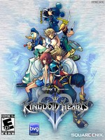 Kingdom Hearts 2 affiche