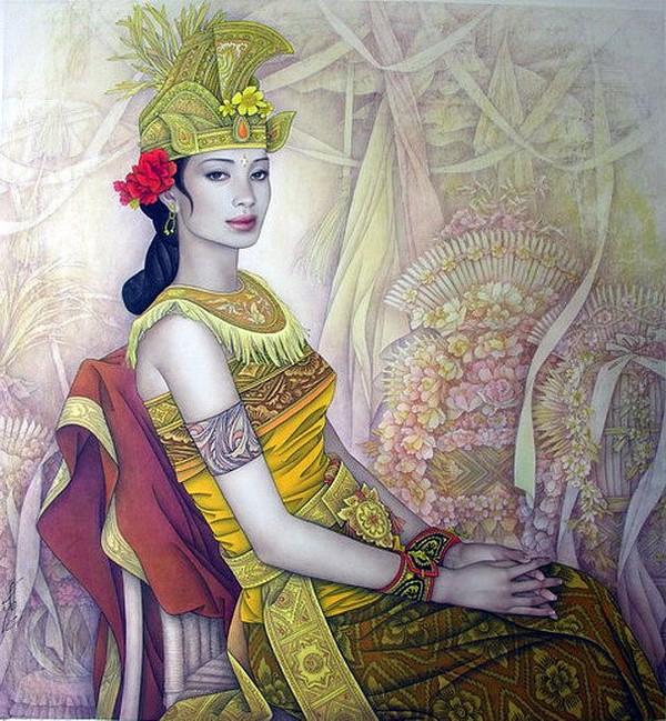 Peinture de : Feng Chang Jiang