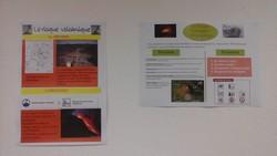 Expo : risques sismiques et volcaniques